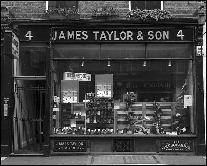 James Taylor & Sons Shoes